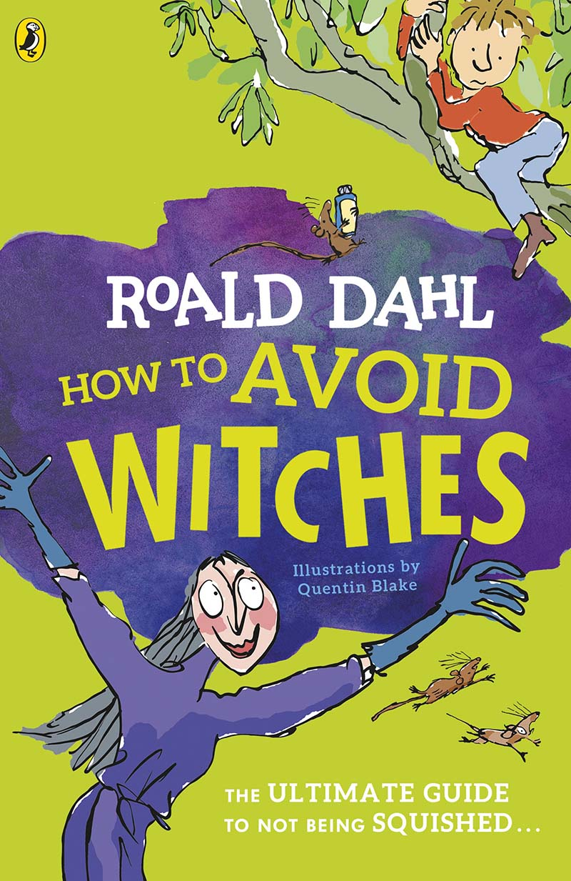 How To Avoid Witches - Jacket