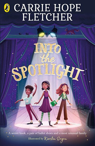 Into the Spotlight - Jacket