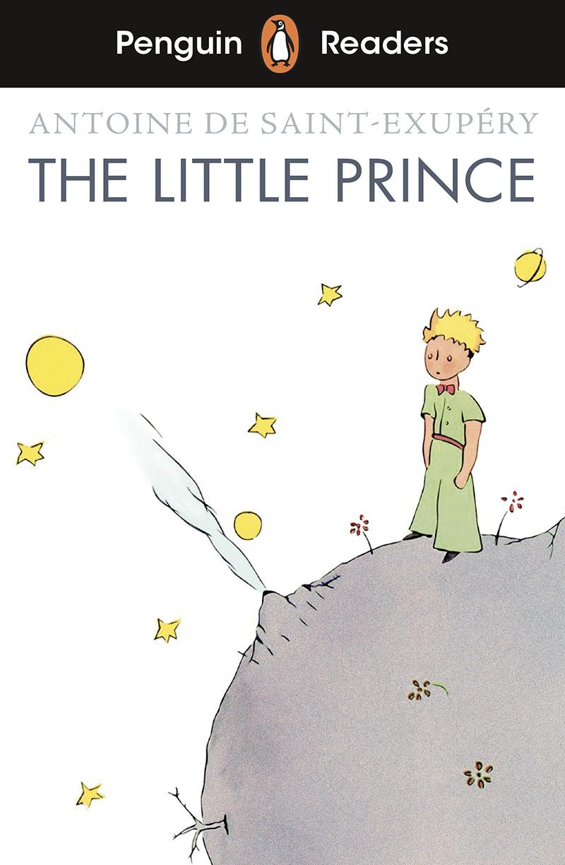 Penguin Readers Level 2: The Little Prince (ELT Graded Reader) - Jacket