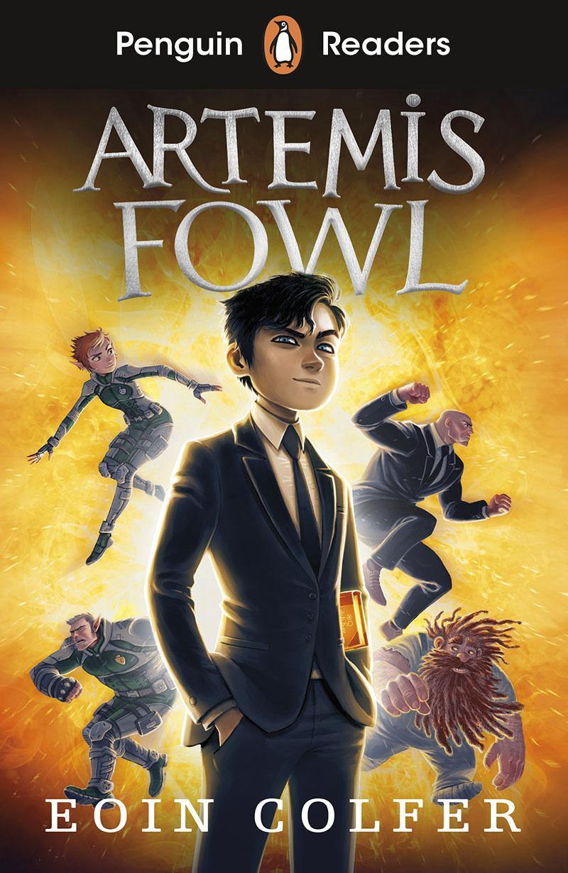 Penguin Readers Level 4: Artemis Fowl (ELT Graded Reader) - Jacket