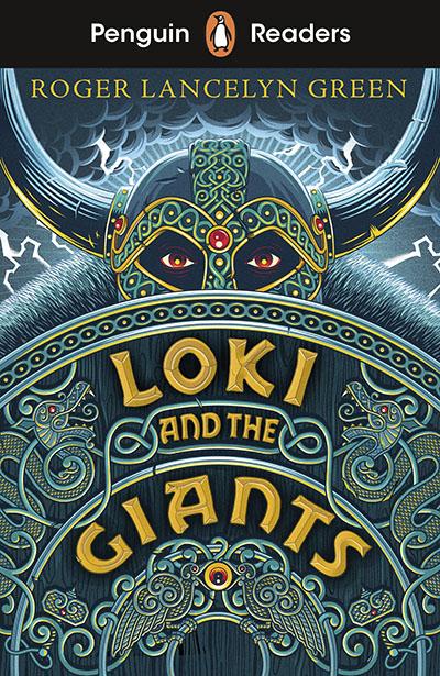 Penguin Readers Starter Level: Loki and the Giants (ELT Graded Reader) - Jacket