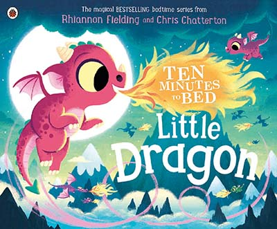 Ten Minutes to Bed: Little Dragon - Jacket