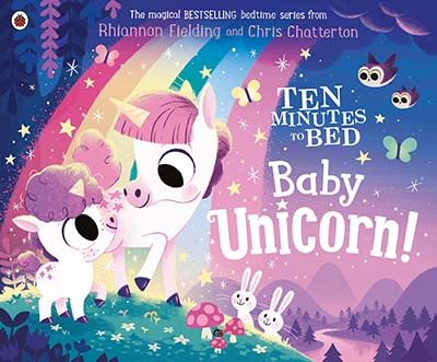 Ten Minutes to Bed: Baby Unicorn - Jacket