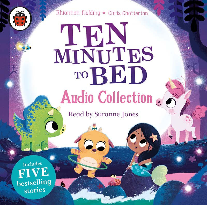 Ten Minutes to Bed Audio Collection - Jacket