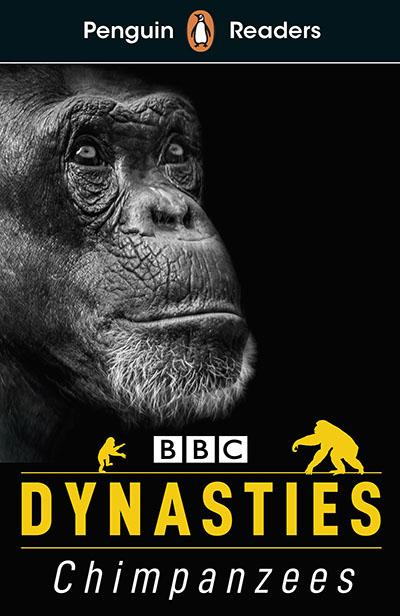 Penguin Readers Level 3: Dynasties: Chimpanzees (ELT Graded Reader) - Jacket