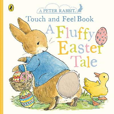 Peter Rabbit A Fluffy Easter Tale - Jacket