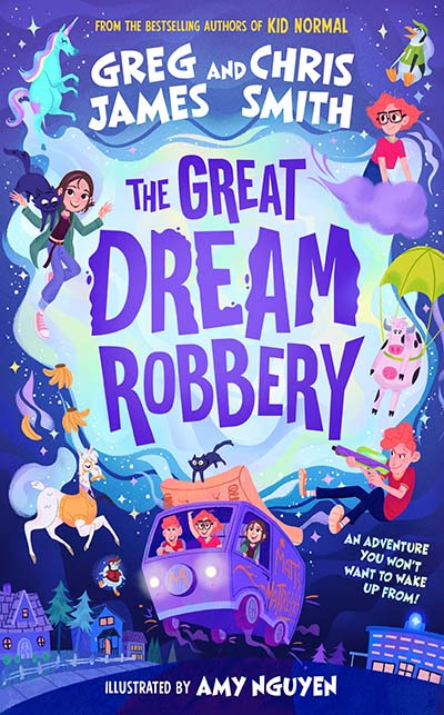 The Great Dream Robbery - Jacket