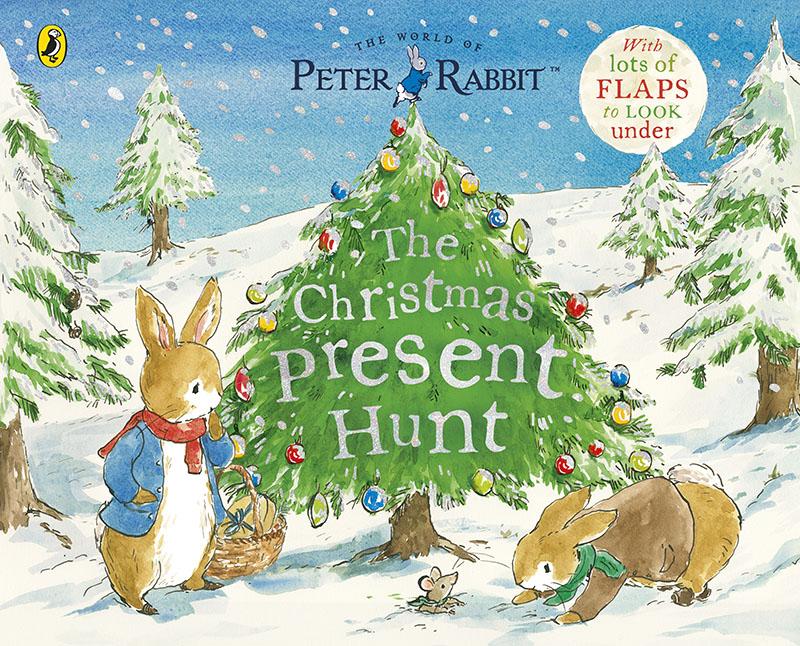 Peter Rabbit The Christmas Present Hunt - Jacket