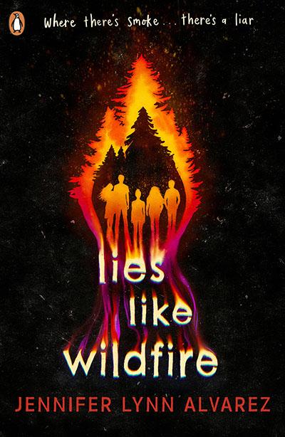 Lies Like Wildfire - Jacket