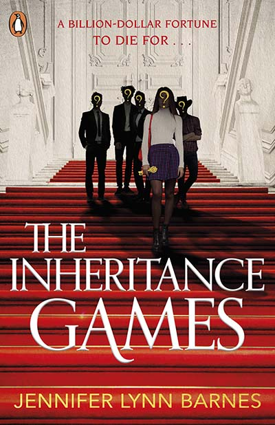 The Inheritance Games - Jacket