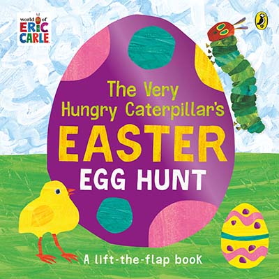 The Very Hungry Caterpillar's Easter Egg Hunt - Jacket