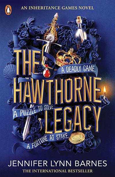 The Hawthorne Legacy - Jacket