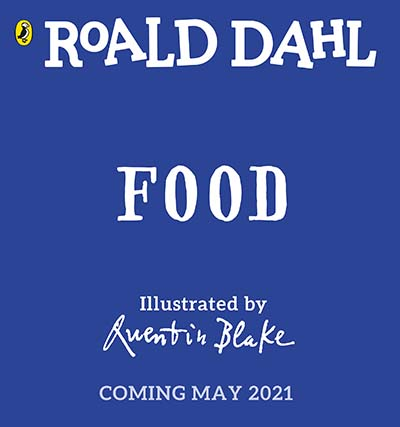Roald Dahl: Food - Jacket