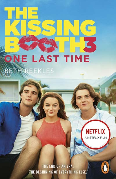 The Kissing Booth 3: One Last Time - Jacket
