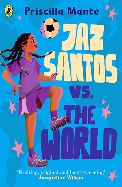 The Dream Team: Jaz Santos vs. the World - Jacket