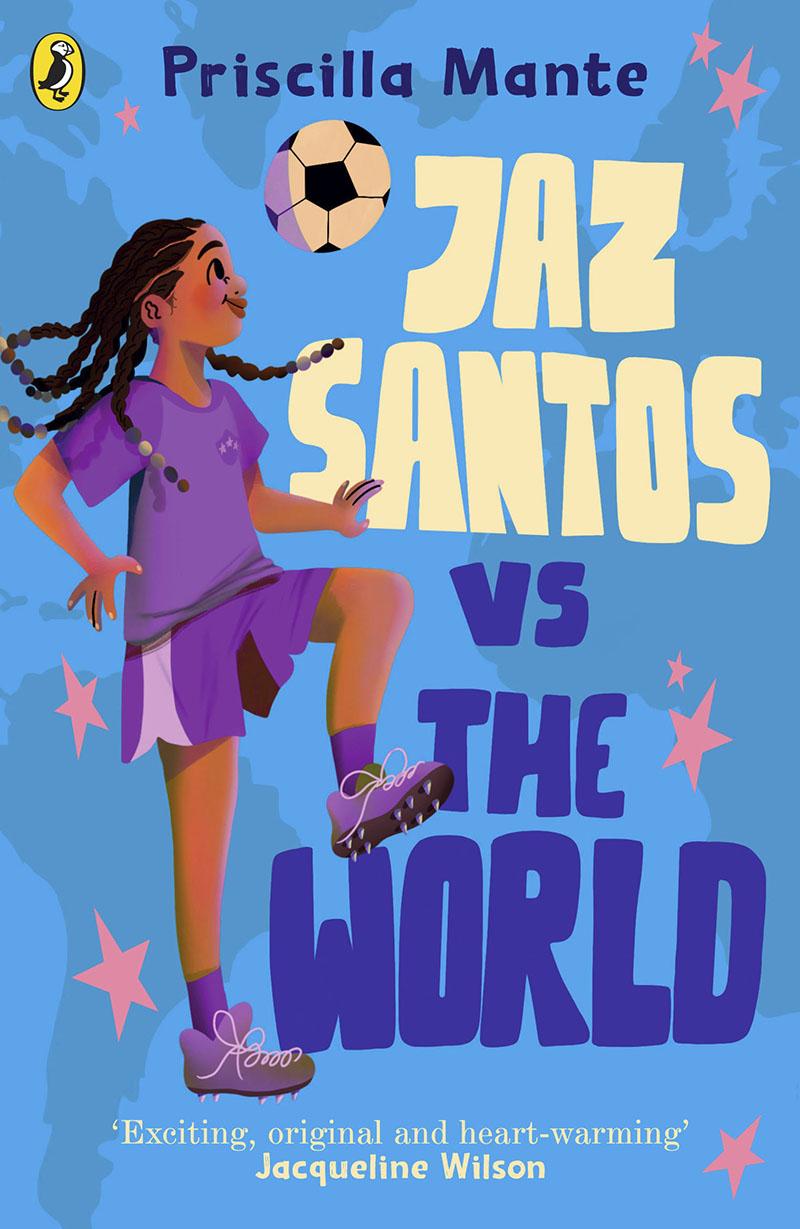 The Dream Team: Jaz Santos vs. the World - Jacket