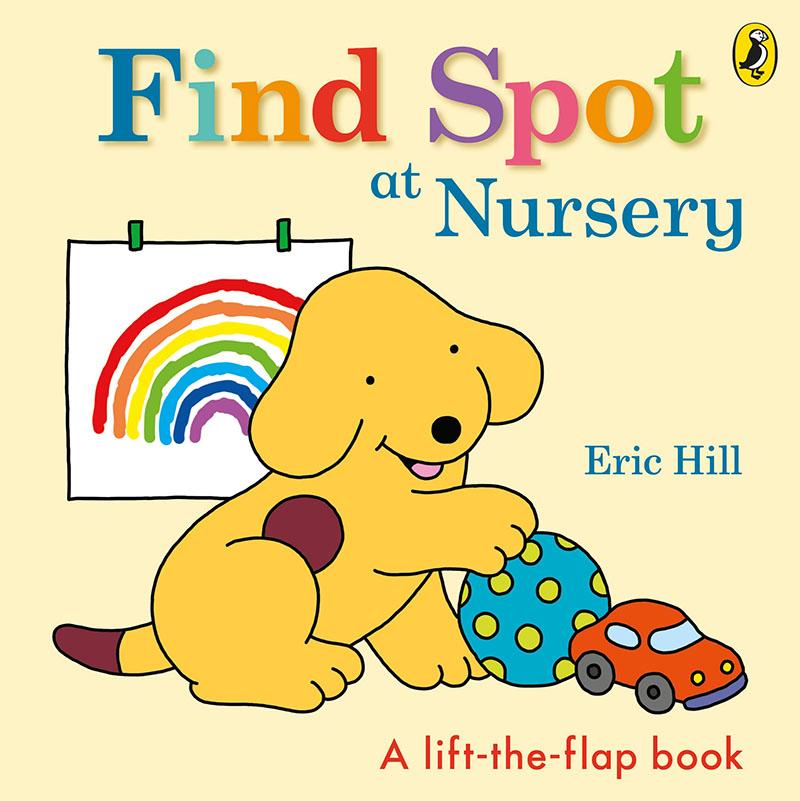 Find Spot at Nursery - Jacket
