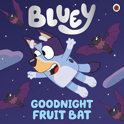 Bluey: Goodnight Fruit Bat - Jacket