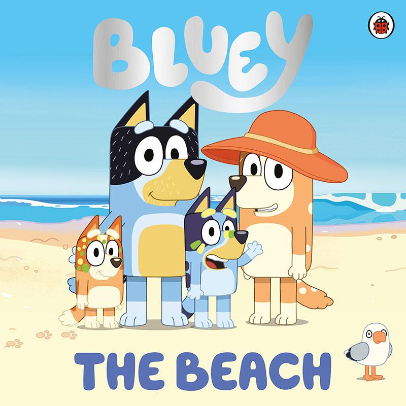Bluey: The Beach - Jacket