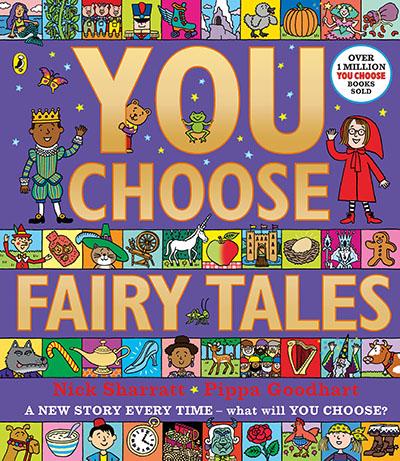 You Choose Fairy Tales - Jacket