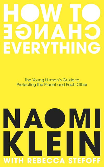 How To Change Everything - Jacket