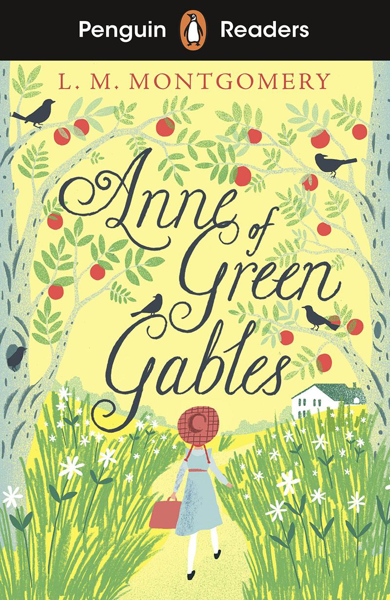 Penguin Readers Level 2: Anne of Green Gables (ELT Graded Reader) - Jacket