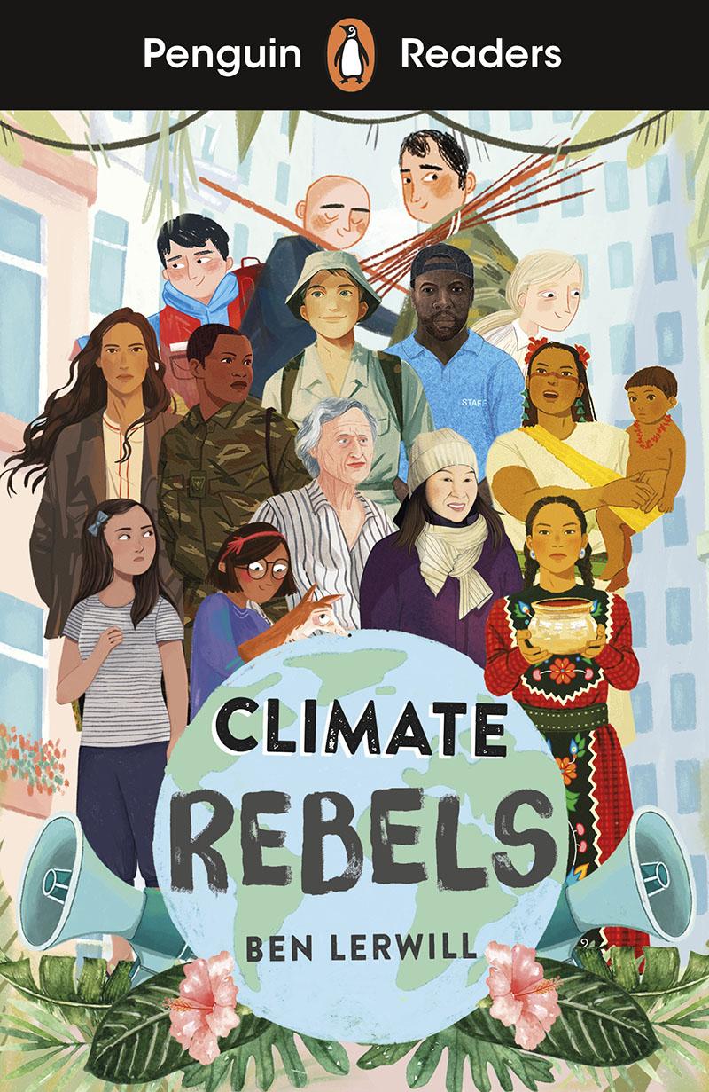 Penguin Readers Level 2: Climate Rebels (ELT Graded Reader) - Jacket