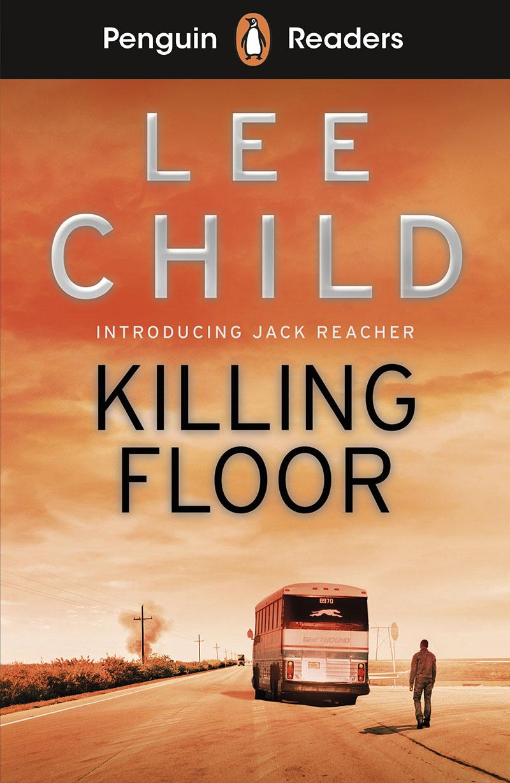 Penguin Readers Level 4: Killing Floor (ELT Graded Reader) - Jacket