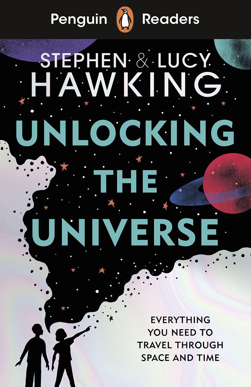 Penguin Readers Level 5: Unlocking the Universe (ELT Graded Reader) - Jacket