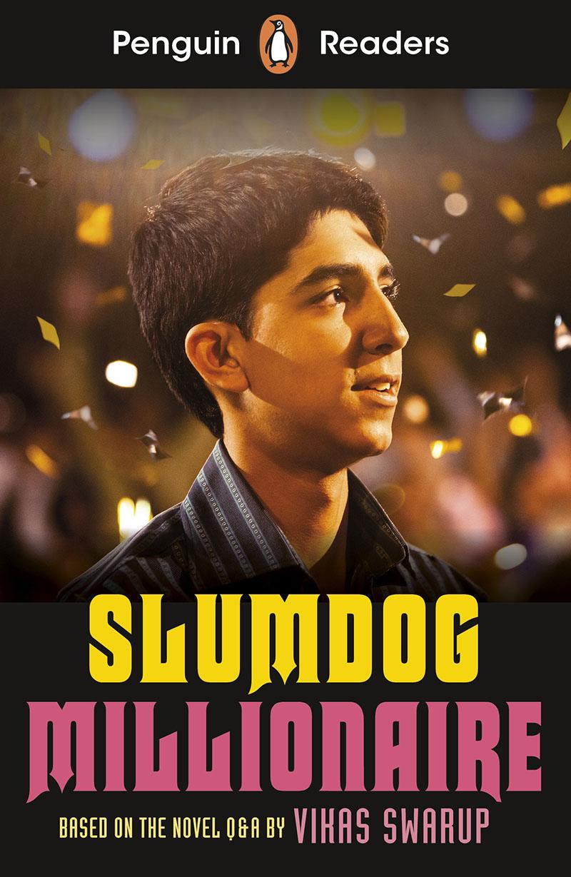 Penguin Readers Level 6: Slumdog Millionaire (ELT Graded Reader) - Jacket
