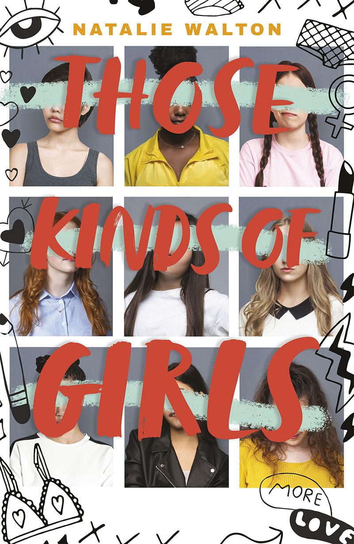 Those Kinds of Girls - Jacket
