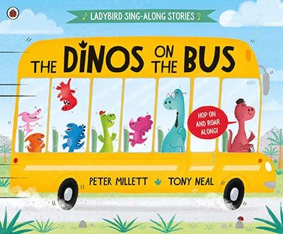 The Dinos on the Bus - Jacket