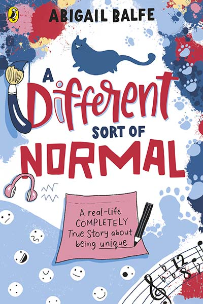 A Different Sort of Normal - Jacket