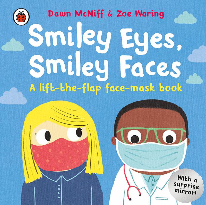 Smiley Eyes, Smiley Faces - Jacket