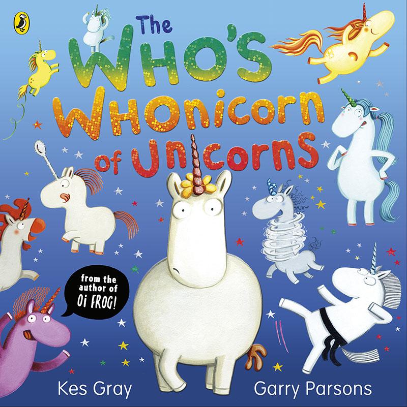 The Who's Whonicorn of Unicorns - Jacket