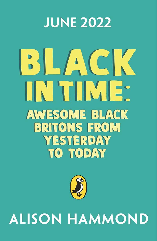 Black in Time - Jacket