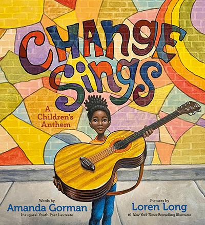 Change Sings - Jacket