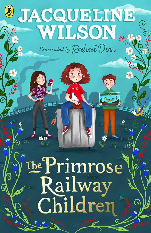 The Primrose Railway Children - Jacket