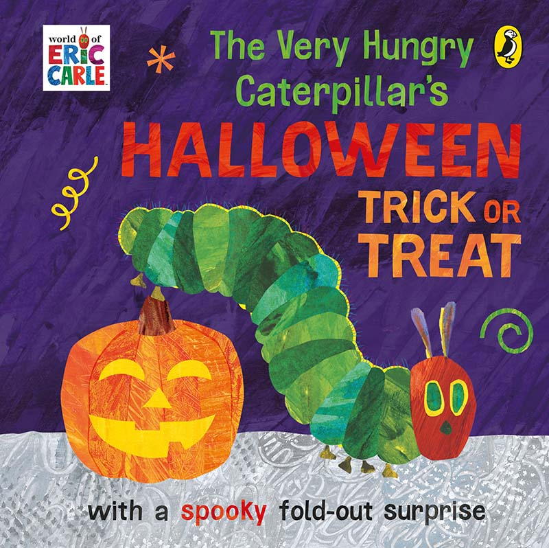 The Very Hungry Caterpillar's Halloween Trick or Treat - Jacket