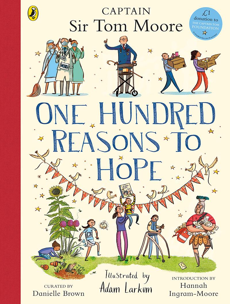 One Hundred Reasons To Hope - Jacket