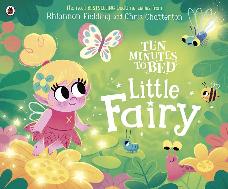 Ten Minutes to Bed: Little Fairy - Jacket