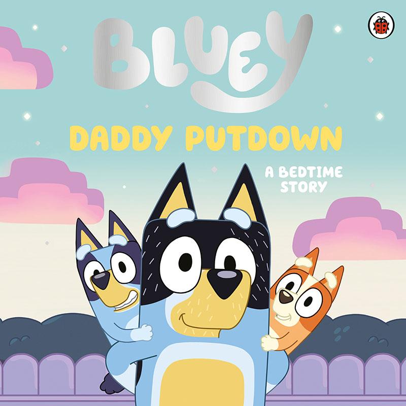 Bluey: Daddy Putdown - Jacket