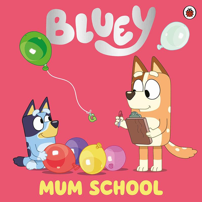 Bluey: Mum School - Jacket