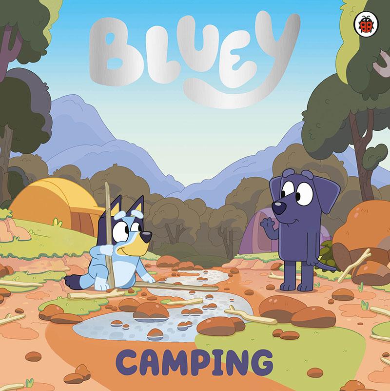 Bluey: Camping - Jacket
