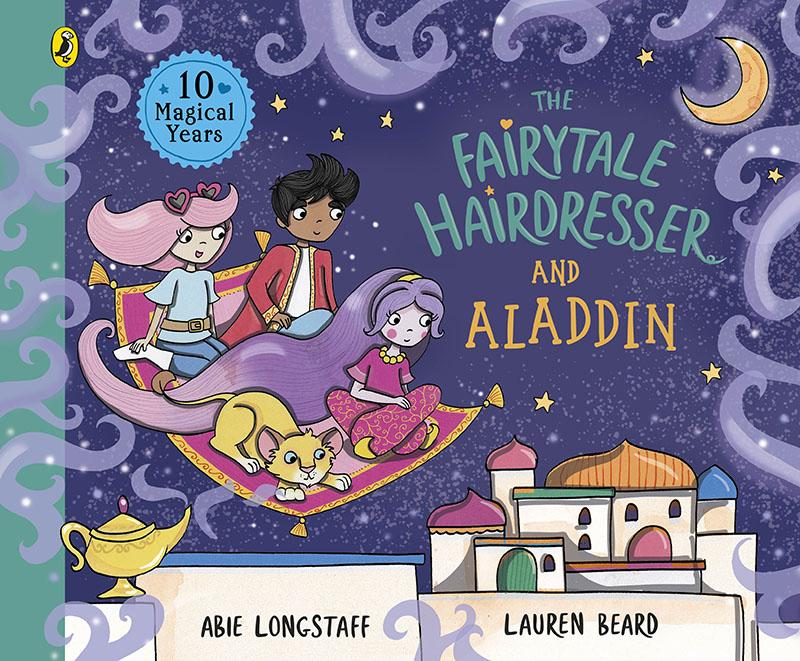 The Fairytale Hairdresser and Aladdin - Jacket