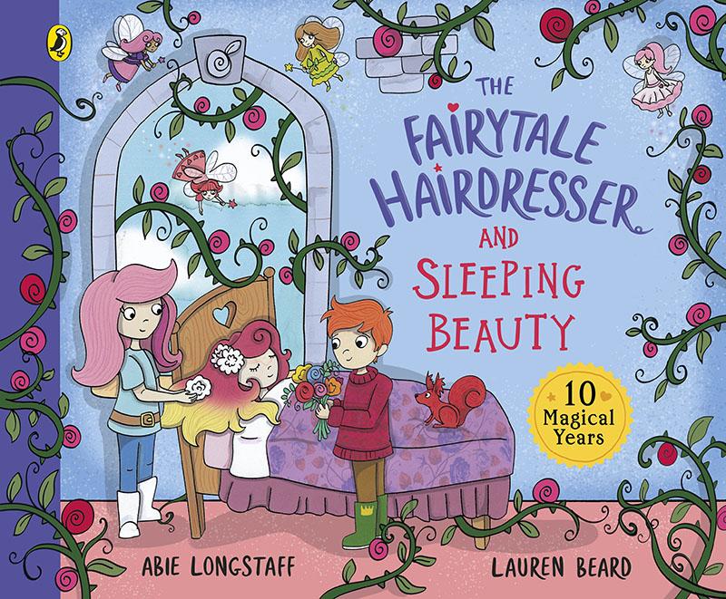 The Fairytale Hairdresser and Sleeping Beauty - Jacket