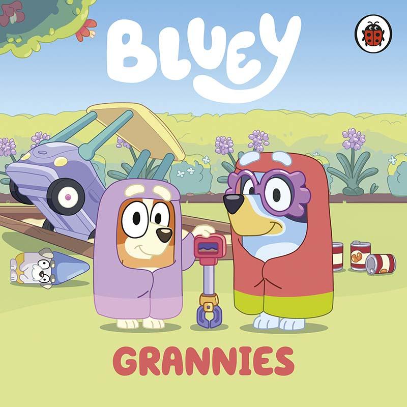 Bluey: Grannies - Jacket