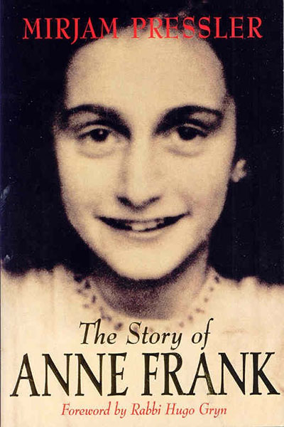 The Story of Anne Frank - Jacket