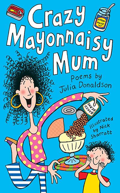 Crazy Mayonnaisy Mum - Jacket