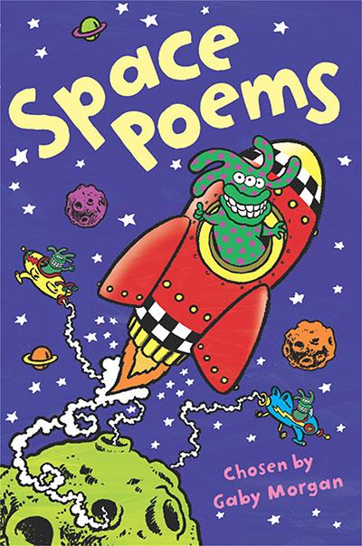 Space Poems - Jacket